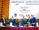 Ký hợp đồng gói thầu Nhà máy lọc dầu Dung Quất