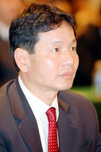 Ông Trương Gia Bình, Chủ tịch HĐQT kiêm Tổng giám đốc FPT. Ảnh: Hoàng Hà.