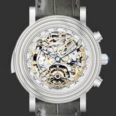 Skeleton Chronograph của hãng Parmigiani Fleurier Tecnica (Thụy Sĩ)  Giá: 850.000 USD