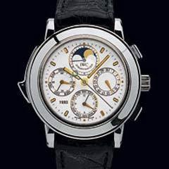 Grande Complication của hãng IWC (Thụy Sĩ)  Giá: 215.000 USD