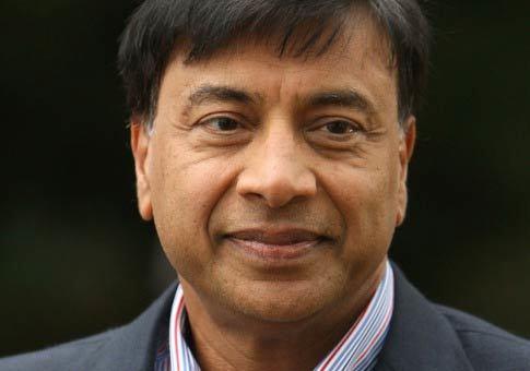 5 Lakshmi Mittal