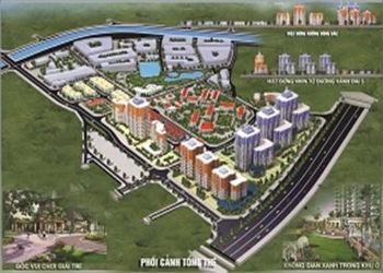 Khu đô thị mới Kim Văn  Kim Lũ.