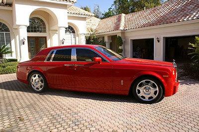 Chiếc Rolls - Royce trị giá gần 1 triệu USD của Nguyễn Đình Khoa