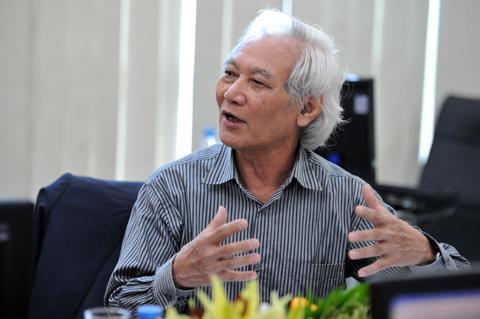 Chuyên gia Nguyễn Văn Ban. Ảnh: Hoàng Hà