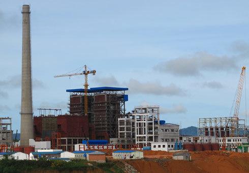 Dự án tổ hợp Bô xít Nhôm Lâm Đồng.