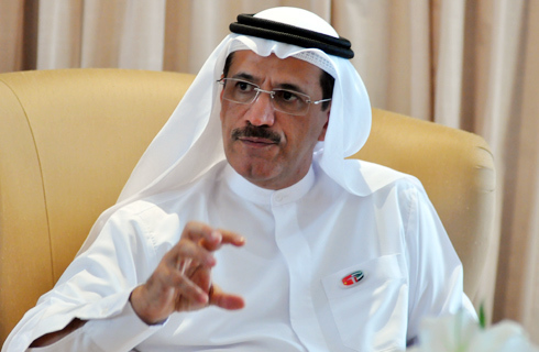 Bộ trưởng Kinh tế UAE trong cuộc trò chuyện với VnExpress
