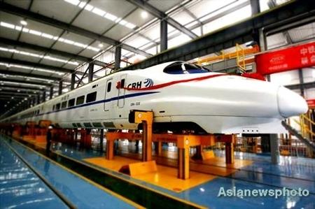 Bắc Kinh - Thượng Hải là tuyến đường cao tốc dài nhất thế giới. Ảnh: China Daily