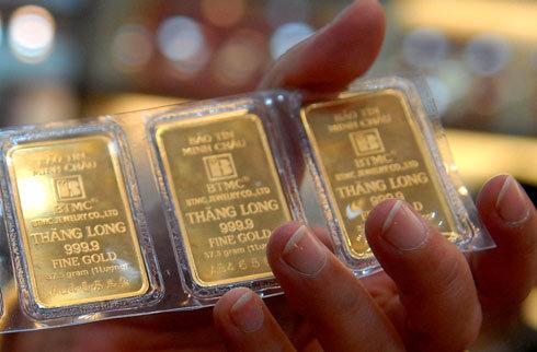 Tài sản vàng miếng của người dân được pháp luật thừa nhận. Ảnh: Hoàng Hà.