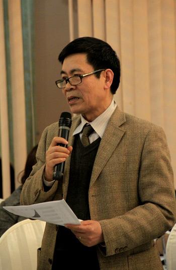 Đại diện Hiệp hội Ngân hàng Việt Nam