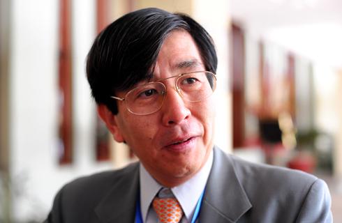 Ông Ayumi Konishi, Giám đốc Quốc gia ADB tại Việt Nam. Ảnh: Nhật Minh