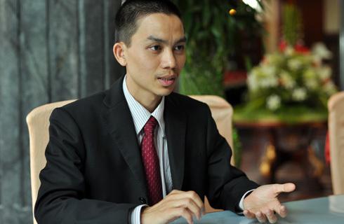 Tiến sĩ Nguyễn Đức Thành. Ảnh: Nhật Minh