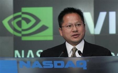 CEO Jen Hsun-Huang của NVIDIA.
