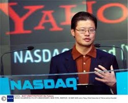 CEO Jerry Jang của Yahoo!