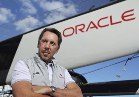 Larry Ellison, CEO Oracle.