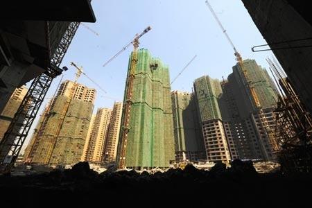 Nợ tại các địa phương Trung Quốc chủ yếu phục vụ cho các dự án cơ sở hạ tầng. Ảnh: wantchinatimes.com