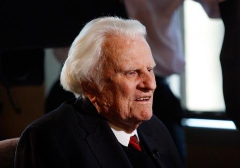 Nhà truyền giáo Billy Graham