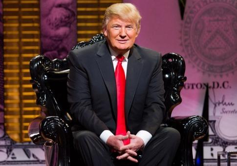 Tỷ phú bất động sản Donald Trump