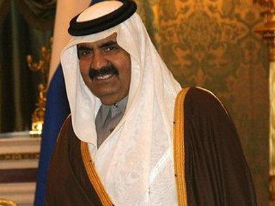 Tiểu vương Hamad bin Khalifa Al Thani - Qatar