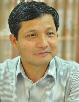 Ông Ngoạn từng là Tổng giám đốc Ngân hàng Ngoại thương Việt Nam gần 8 năm trước khi được bổ nhiệm làm Phó chủ nhiệm Ủy ban Kinh tế Quốc hội khóa XII. Ảnh: T.T.