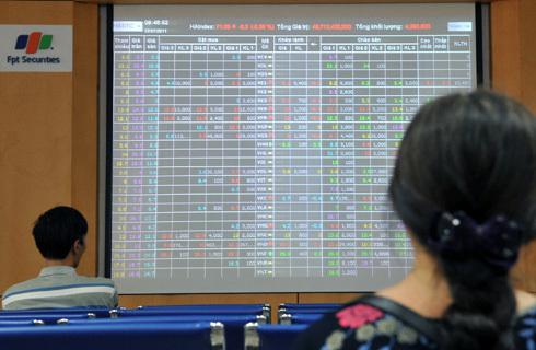 Thanh khoản sàn TP HCM lại xuống thấp kỷ lục. Ảnh minh họa: Hoàng Hà
