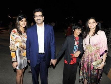 Ananyashree, Aryaman Vikram và Advaitesha Birla