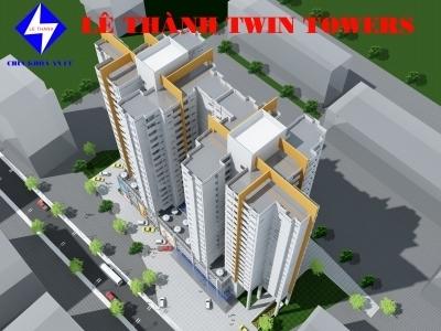 Tổng quan dự án Lê Thành Twin Towers.