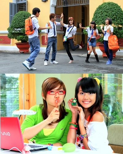 Nổi bật với săc màu Mirinda cho mùa tựu trường. Sỡ hữu Sony Vaio và điện thoại Samsung Corby 2 chỉ với 2 giây bật nắp chai!
