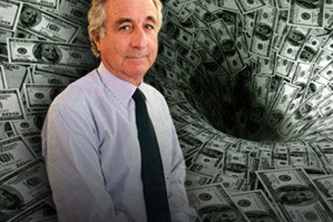 Trùm lừa Madoff và số thiệt hại lên tới 50 tỷ USD. Ảnh: economist.com