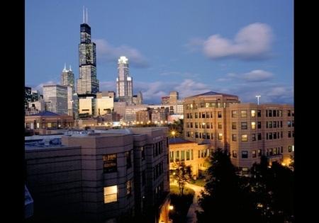 Chicago còn được biết đến là thành phố rất thân thiện và đa dạng về dịch vụ.