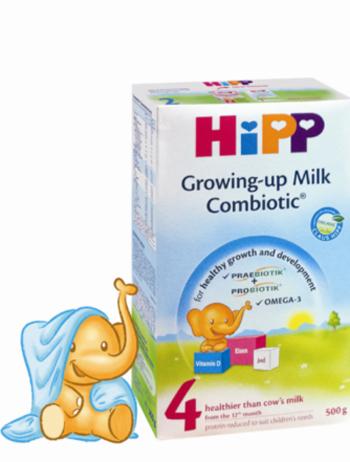HiPP Combiotic® HA  An toàn cho bé bị dị ứng Protein sữa bò.