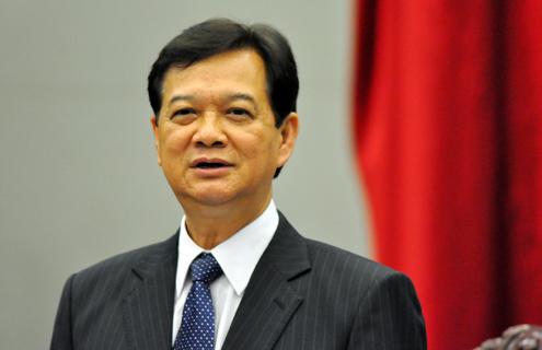 Thủ tướng cho biết lạm phát 2012 của Việt Nam có thể được kiểm soát ở mức 9%. Ảnh: Nhật Minh