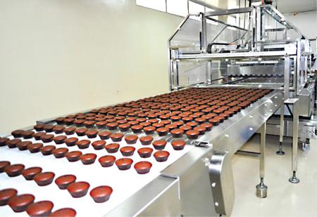 Dây chuyền sản xuất bánh tươi đóng gói hiện đại nhất châu Âu.