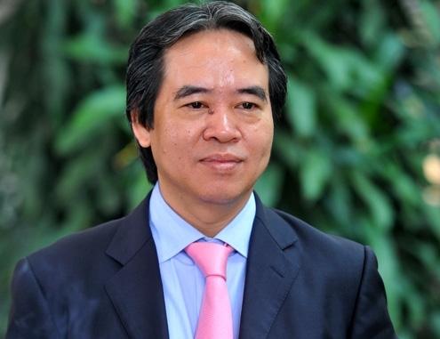 Thống đốc Ngân hàng Nhà nước Nguyễn Văn Bình cho rằng việc làm quan trọng hơn lời nói. Ảnh: Nhật Minh.