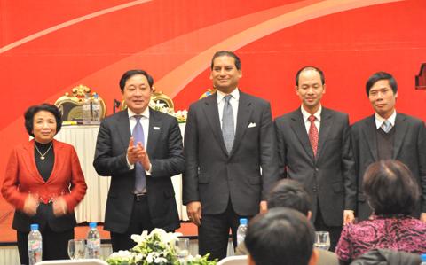 Maritime Bank ra mắt ban điều hành mới.
