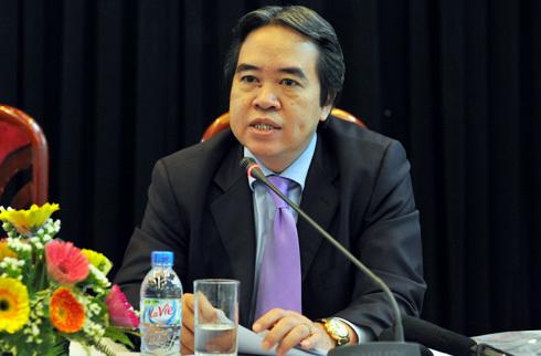 Người đứng đầu Ngân hàng Nhà nước cho biết, năm 2012, các ngân hàng sẽ ưu tiên vốn cho lĩnh vực khuyến khích. Ảnh: Nhật Minh.