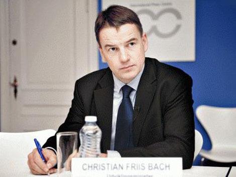 Christian Friis Bach