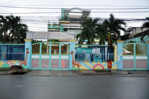 Cách đó vài trăm mét, khu đất số 252/39 đường Phan Anh quận Tân Phú cũng thuộc quyền sở hữu khối tài sản khổng lồ.