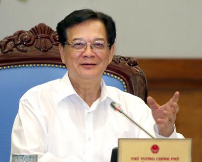 Thủ tướng Nguyễn Tấn Dũng. Ảnh: Chinhphu.vn