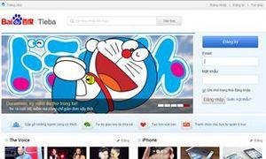 Baidu dùng tên miền .com để lách luật