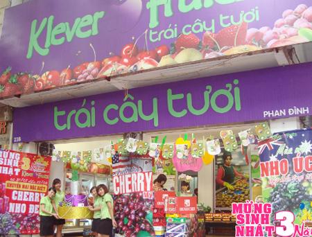 Klever Fruits - thương hiệu trái cây tươi được lựa chọn hàng đầu cho mọi nhu cầu.