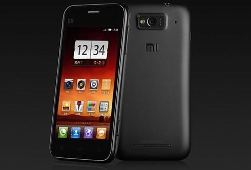 Điện thoại MI-One đang thu hút sự chú ý của giới trẻ Trung Quốc. Ảnh: Dosis Gadget