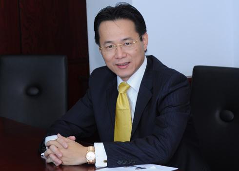 Ông Lý Xuân Hải