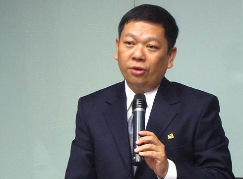 Ông Đỗ Minh Toàn, tân Tổng giám đốc ACB.