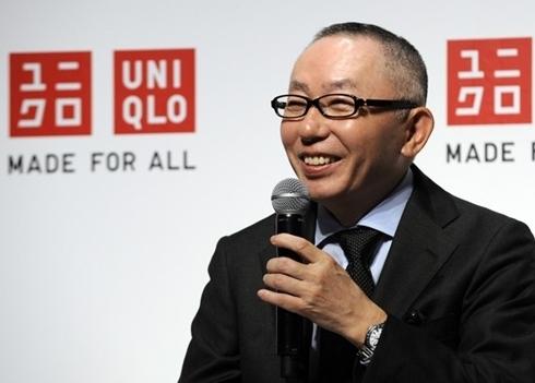 Tỷ phú giàu nhất Nhật Bản Tadashi Yanai. Ảnh: Forbes