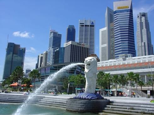 Singapore được mệnh danh là thiên đường trốn thuế của giới siêu giàu. Ảnh: