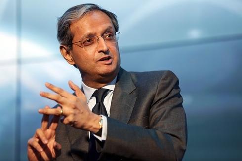 CEO Vikran Pandit