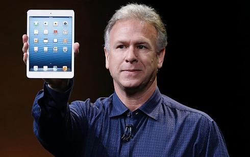 iPad mini ra đời không tạo được ấn tượng tốt với các nhà đầu tư. Ảnh: AP