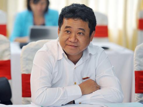 Ông Đặng Thành Tâm tại kỳ họp thứ 2 của Quốc hội. Ảnh: Hoàng Hà