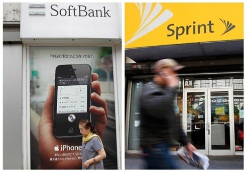 SoftBank - Sprint là thương vụ mua bán lớn nhất của Nhật Bản trong thập kỷ qua. Ảnh: Bloomberg