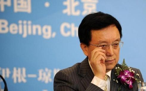 Ông Guan Jianzhong - Chủ tịch Dagong Global Credit Rating. Ảnh: SCMP